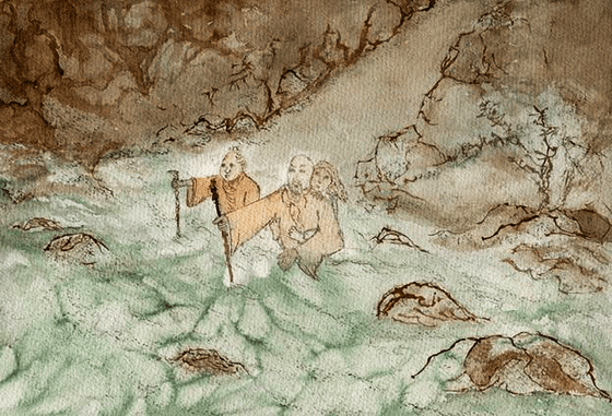 crossing-the-river
