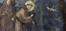 If St. Francis of Assisi would have been born today, where would he be?