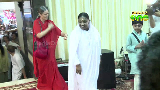 Amma with Gail Media One