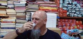 The Oolong Tea Ambassador