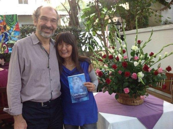 205 Osho Therapy Book Event in Dario's