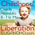 Childhood Liberation with Sugandho 8-14 May 2017 in Czechia