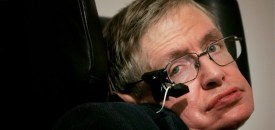 Stephen Hawking: Without a 'world government' technology will destroy us