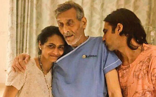 Vinod Khanna in hospital