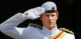 Prince Harry: a high-flying Number Seven comes down to earth