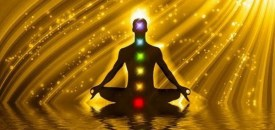 There are seven bodies… seven chakras
