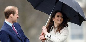 The saga of Prince William and Kate Middleton