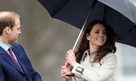 The saga of Prince William and Kate Middleton