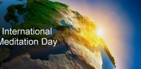 Proposal for an International Meditation Day
