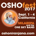 Oshofest2017 with Milarepa and OneSky Band