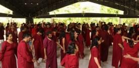 Osho full moon celebration in Pune on July 9