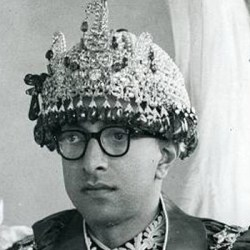 King Mahendra of Nepal