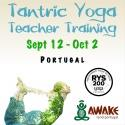 Yoga Teacher Training in Portugal