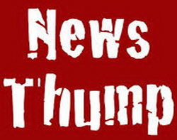News Thump logo