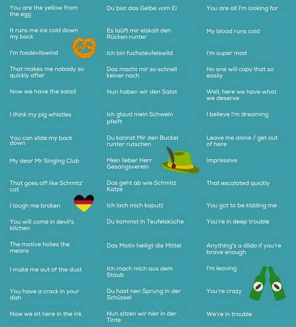 German phrases 3
