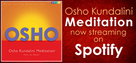 Osho Kundalini Meditation on Spotify