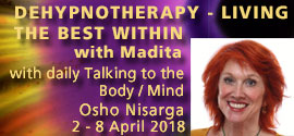 Dehypnotherapy - living the best within with Madita
