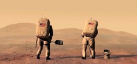 Interference on Mars