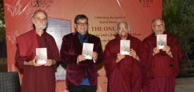 Subhash Ghai releases book on occasion of 86th birthday of Osho