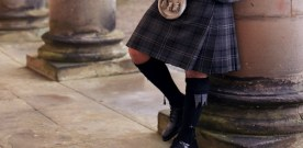 A Scottish student in England