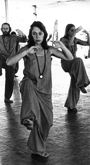 Tai Chi with Malika, 1978