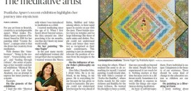 Pratiksha Apurv: The meditative artist