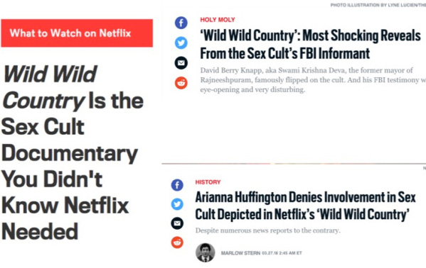 sex cult mention