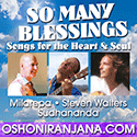 So Many Blessings with Milarepa, Sudhananda and Steven Walters