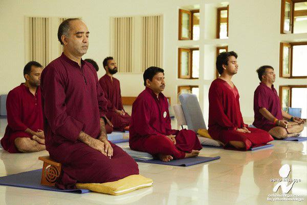 Vipassana Meditation at Osho Nisarga