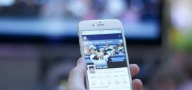 FB patents system that can use your phone's mic to monitor TV habits