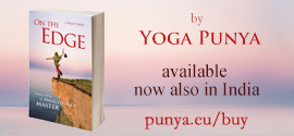 On the Edge by Yoga Punya - Indian edition