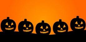 On Halloween…