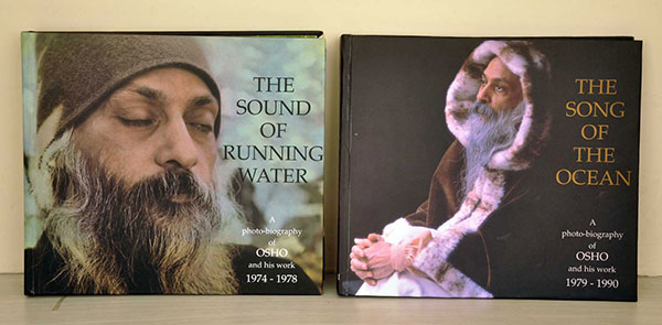 book set The Sound of Running Water and The Song of the Ocean