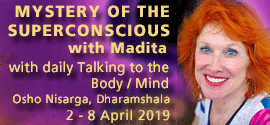 Mystery of the Superconscious with Madita