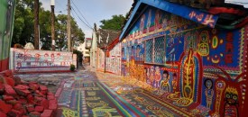Taiwan's Rainbow village