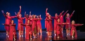 Presentation of Gurdjieff's Sacred Dances in Paris