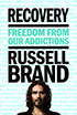 Russell Brand 12 steps book  cover