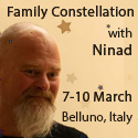 Family Constellations with Ninad 7-10 March