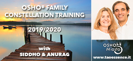 Family Constellation Training with Siddho and Anurag 2019-2020