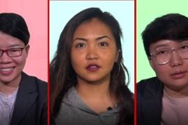 3 Chinese women