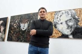 Sureel Kumar and his artwork