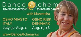 Dance Alchemy - Transformation through Dance with Maneesha