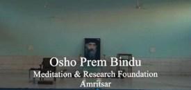Osho Prem Bindu in Amritsar