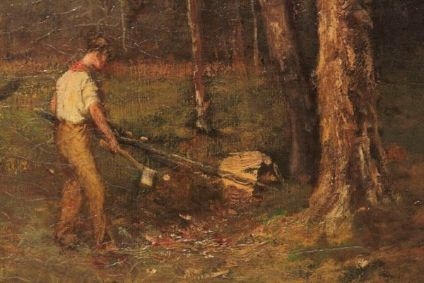 Woodcutter Feat