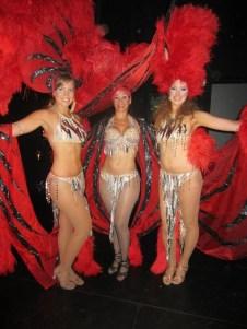 Behind the scenes of Oshun Wings Creadora Directora Coreografa Bailarina profesional dancers Maritza Rosales 03
