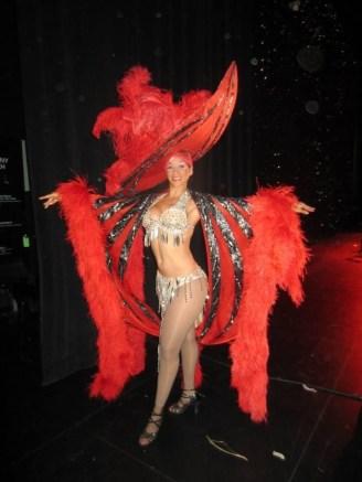 Behind the scenes of Oshun Wings Tras escena de las alas de oshun Creadora Directora Coreografa Bailarina dancer profesional rehearsal Maritza Rosales 06