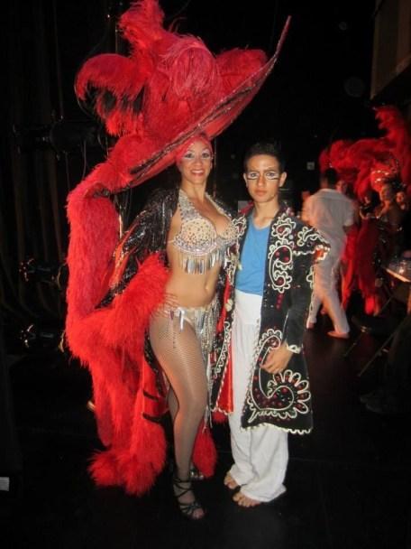 Behind the scenes of Oshun Wings Tras escena de las alas de oshun Creadora Directora Coreografa Bailarina dancer profesional rehearsal Maritza Rosales 08