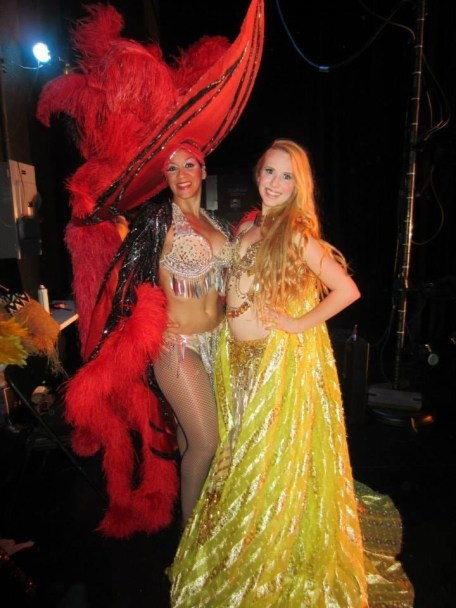 Behind the scenes of Oshun Wings Tras escena de las alas de oshun Creadora Directora Coreografa Bailarina dancers profesional rehearsal look Maritza Rosales 10