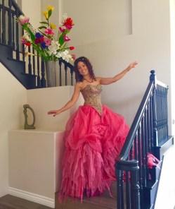 Quinceaneras sweet sixteen eighteen Bodas Aniversario Eventos coreografa profesional Maritza Rosales 015