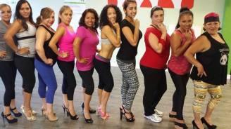 Clase Boombafro en tacones Cardio Tonificacion Reductiva Instructora y creadora Maritza Rosales 002